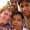 With The Boys, Junagarh Fort, Bikaner