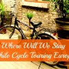 Cycle Touring Accommodation