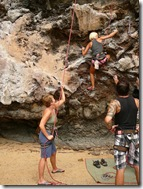 Learning To Climb, Railay-1