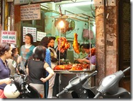 After Work Snack Stall, Hanoi