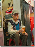 Beer Shop Owner, Hanoi