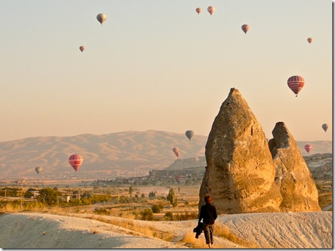 Fairy Chimneys and Balloons-1
