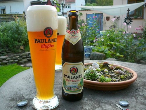 Paulaner Beer in Germany