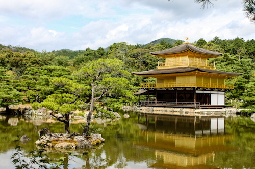 Kyoto Golden Pavilion