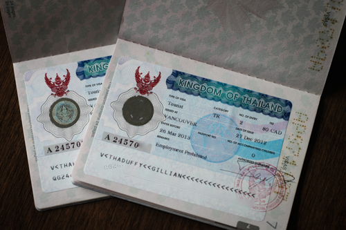 Thailand Visa