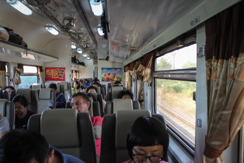 Bangkok to Chiang Mai Train