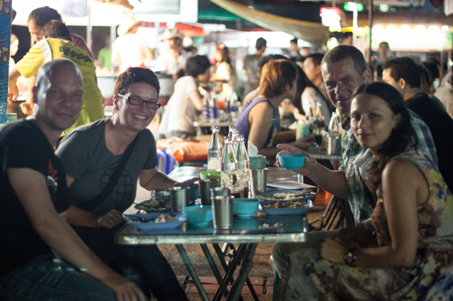 Chiang Mai Street Food Tours