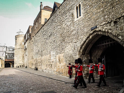 Tower of London Key Ceremony